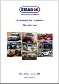 catalogue Loeb 2e édition