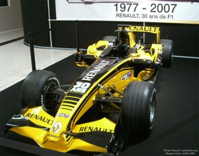 Renault 30 ans